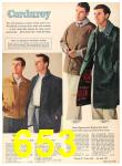 1960 Sears Fall Winter Catalog, Page 653