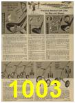 1959 Sears Spring Summer Catalog, Page 1003