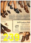 1940 Sears Fall Winter Catalog, Page 239