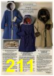 1980 Sears Fall Winter Catalog, Page 211