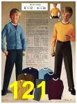 1971 Sears Fall Winter Catalog, Page 121