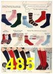 1958 Sears Fall Winter Catalog, Page 485