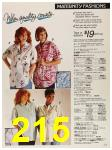 1987 Sears Spring Summer Catalog, Page 215