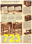 1940 Sears Fall Winter Catalog, Page 723