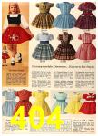 1960 Sears Fall Winter Catalog, Page 404