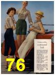 1960 Sears Spring Summer Catalog, Page 76