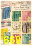 1958 Sears Spring Summer Catalog, Page 669