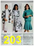1988 Sears Spring Summer Catalog, Page 203