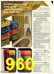 1969 Sears Fall Winter Catalog, Page 960