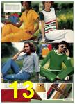 1977 Sears Spring Summer Catalog, Page 13