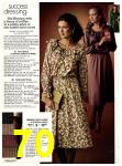 1978 Sears Fall Winter Catalog, Page 70