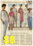 1959 Sears Spring Summer Catalog, Page 88