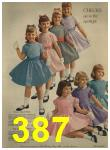 1960 Sears Spring Summer Catalog, Page 387