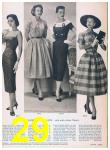 1957 Sears Spring Summer Catalog, Page 29