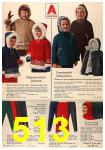 1963 Sears Fall Winter Catalog, Page 513