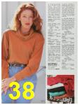 1991 Sears Fall Winter Catalog, Page 38