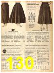 1956 Sears Fall Winter Catalog, Page 130