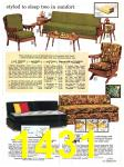 1971 Sears Fall Winter Catalog, Page 1431