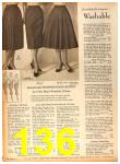 1958 Sears Fall Winter Catalog, Page 136