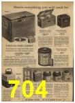 1962 Sears Spring Summer Catalog, Page 704