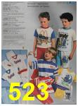 1988 Sears Spring Summer Catalog, Page 523