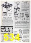 1967 Sears Spring Summer Catalog, Page 534