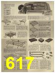 1965 Sears Fall Winter Catalog, Page 617