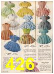 1962 Sears Spring Summer Catalog, Page 426