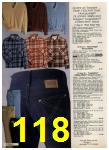 1980 Sears Fall Winter Catalog, Page 118