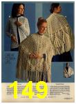 1972 Sears Fall Winter Catalog, Page 149