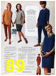 1967 Sears Fall Winter Catalog, Page 89