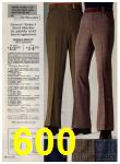 1972 Sears Fall Winter Catalog, Page 600