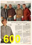 1958 Sears Fall Winter Catalog, Page 600