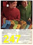 1969 Sears Fall Winter Catalog, Page 247