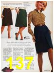 1967 Sears Fall Winter Catalog, Page 137