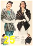 1956 Sears Fall Winter Catalog, Page 25