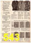 1966 Montgomery Ward Fall Winter Catalog, Page 543