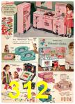 1961 Montgomery Ward Christmas Book, Page 312