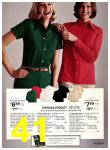 1974 Sears Fall Winter Catalog, Page 41