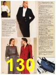 1987 Sears Fall Winter Catalog, Page 130