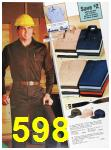1985 Sears Fall Winter Catalog, Page 598