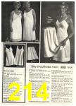 1981 Montgomery Ward Spring Summer Catalog, Page 214