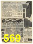 1965 Sears Fall Winter Catalog, Page 569