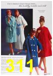 1964 Sears Fall Winter Catalog, Page 311