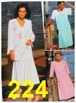 1988 Sears Spring Summer Catalog, Page 224