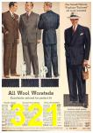 1942 Sears Spring Summer Catalog, Page 321