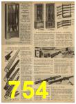 1962 Sears Spring Summer Catalog, Page 754