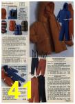 1980 Sears Fall Winter Catalog, Page 41