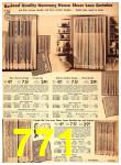 1942 Sears Spring Summer Catalog, Page 771