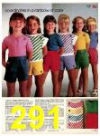 1983 Sears Spring Summer Catalog, Page 291